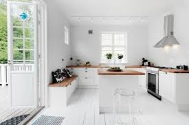 However typically the small measurement of a cottage kitchen is not  sensible for a home lately.