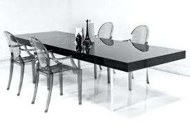 40 dining table plinth leg dining table in black 40 glass top dining table
