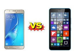 nokia lumia 640. perbandingan bagus mana hp samsung galaxy j5 vs nokia lumia 640 xl segi harga, kamera -