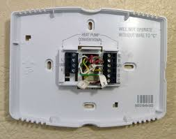 engaging honeywell thermostat wire color code honeywell 4 5 wire 6 wire thermostat at 5 Wire Thermostat Wiring Color Code