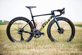 Pro Bike Adam Yatess Scott Addict Rc Cycling Weekly