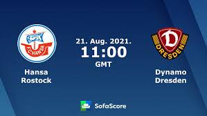 Quick and easy travel from rostock to dresden with virail. Hansa Rostock Dynamo Dresden Live Ticker H2h Und Aufstellungen Sofascore