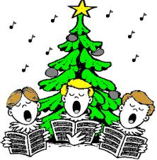 Music Animation For Christmas