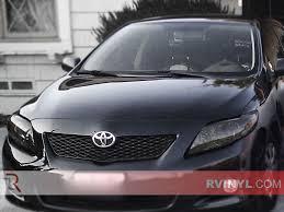 Rshield® Toyota Corolla 2009-2013 Headlight Protection Kits ...