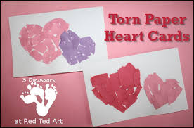 Valentines Day Cards For Boys 37 Easy Valentines Cards For Kids Red Ted Arts Blog