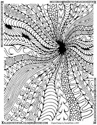 Small Picture Free Abstract Coloring Pages Coloring Pages Adult Coloring