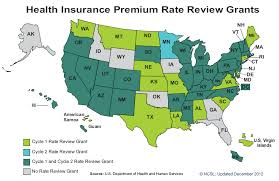 a state chart posted by hhs provides a detailed summary of how each state intends to overhaul its health insurance premium review process