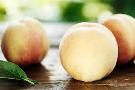 semi freestone peaches