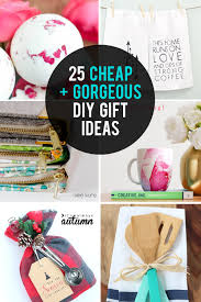 these diy gifts ideas are and gorgeous great homemade gift ideas for