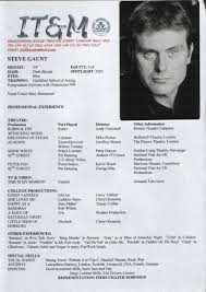 Actor Resume Gallery Of Actor Resume With No Experience Actor Resume With No 56