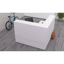 office counter desk. Office Counter Desk QUO 160x160cm Mop1101020 N
