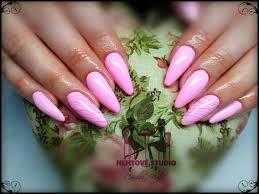 Gelové Nehty Inspirace č152 Magic Nails Gelové Nehty