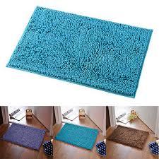 non slip bathroom rugs shower bath runner rug water absorbent bath mat