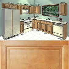 Lesscare Richmond 10x10 Kitchen Cabinets Group Sale 3d Design