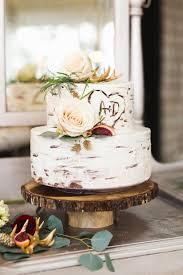 Rustic Romantic Inspiration Wedding Cake Ideas Wedding Cakes