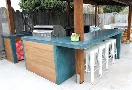 concrete outdoor kitchens concrete outdoor kitchen concrete outdoor kitchen panels outdoor kitchen concrete countertops diy