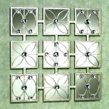 crystal wall art framed mirror medium size of glass picture frame liquid w