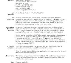 Nursing Skills Resume Awesome Lpn Graduate Resume Sample Examples Of Resumes For New With Regard
