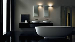 designer bathroom lighting outstanding modern sink bathtub with 9