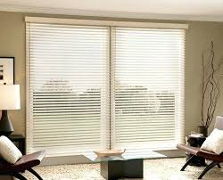 home depot faux wood blinds. Faux Wood Blinds Sliding Glass Door Horizontal Home Depot
