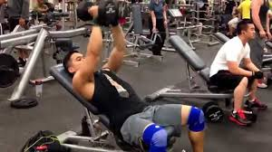 Incline Bench Press Grip