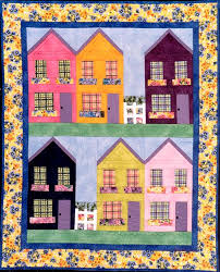 row house quilt block | Click on the links below to download free ... & row house quilt block | Click on the links below to download free pattern  in PDF Adamdwight.com