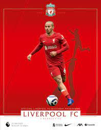 Liverpool v Burnley: Order the new-look matchday programme now - Liverpool  FC