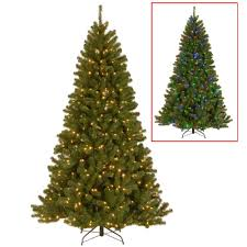 National Tree Company 9 Ft PowerConnect North Valley Spruce Artificial Christmas Tree 9ft
