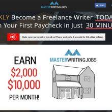real writing jobs scam why pay for something that s master writing jobs review featured image
