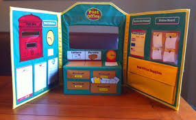 office play. Learning Resources_Pretend And Play Post Office - Front A