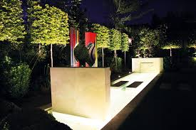 Lighting in garden Beautiful Courtyard Off The Kitchen Or Dining Room Will Usually Have The Most Sumptuous Lighting Effects Youtube Top Tips For Garden Lighting Garden Design Journal