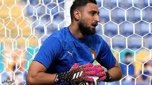 جريدة الرياض   دوناروما يغادر معسكر إيطاليا في يورو 2020