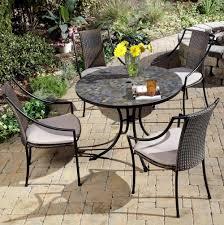 CLOSEOUT Holden Outdoor Aluminum 7Pc Dining Set 84Macys Outdoor Furniture Clearance