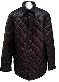 new moncler men s black quilted light down jacket 5