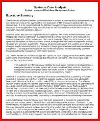 Executive Summary Example Apa 18 Examples General Nurul Amal