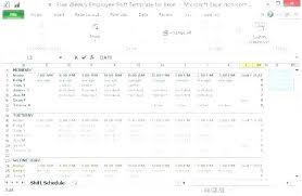 Sample Schedules Schedule Sample In Word Custom Lunch Break Schedule Template Suidakra
