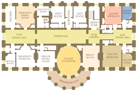 west wing office space layout circa 1990. Executive Residence Wikipedia The Free Encyclopedia White House Second Floor Showing Location Of Principal Rooms. West Wing Office Space Layout Circa 1990
