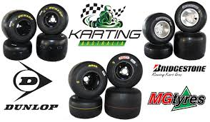 Multiple Brands Selected For Karting Australia Tyre Suppliers