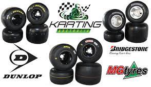 Dunlop Kart Tire Chart Multiple Brands Selected For Karting Australia Tyre Suppliers