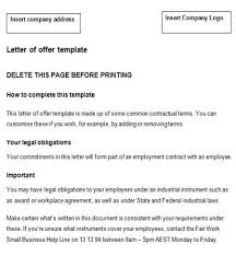 Employee contracts contain details like hours of work, the rate of pay, the employee's responsibilities, etc. Australian Employment Contract Template Free Template Tips