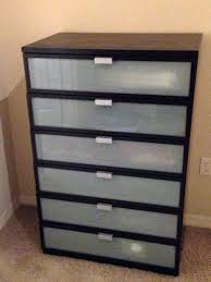 ikea black dresser 6 drawer 6 drawer chest drawers black brown frosted glass white 6 drawer