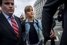 From 'Smallville' to a Sex Cult: The Fall of the Actress Allison Mack - The  New York Times