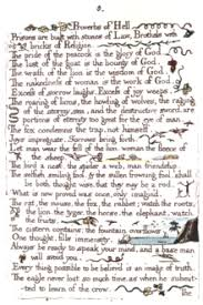 william blake a critical essay the prophetic books wikisource william blake a critical essay page 235 png