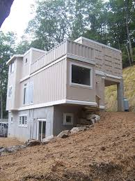 Homes Built From Shipping Containers House Built Out Of Shipping Containers In Houses Container Design
