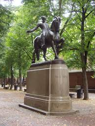 "paul revere folk hero biography  article ""the real story of paul revere s ride"" by patrick m"