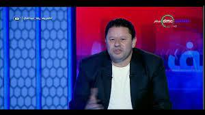 dmc sports - رضا عبد العال بعد ما لبست لاعيبة نبروه تيشرت...