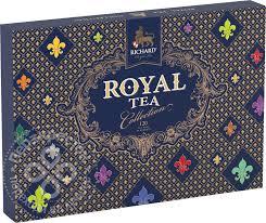 Купить Чайное <b>ассорти Richard Royal Tea</b> Collection 120 пак с ...