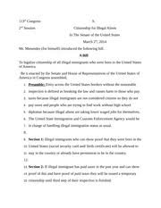 essay the moment of success success is peace of mind which is a 2 pages illegal immigration bill