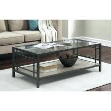 industrial metal coffee table metal glass coffee table industrial in and tables design metal and wood