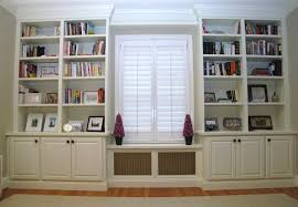 Custom Home Renovations Wasington Dc Archive Four Brothers Llc In Radiator  Covers With Bookshelves (#
